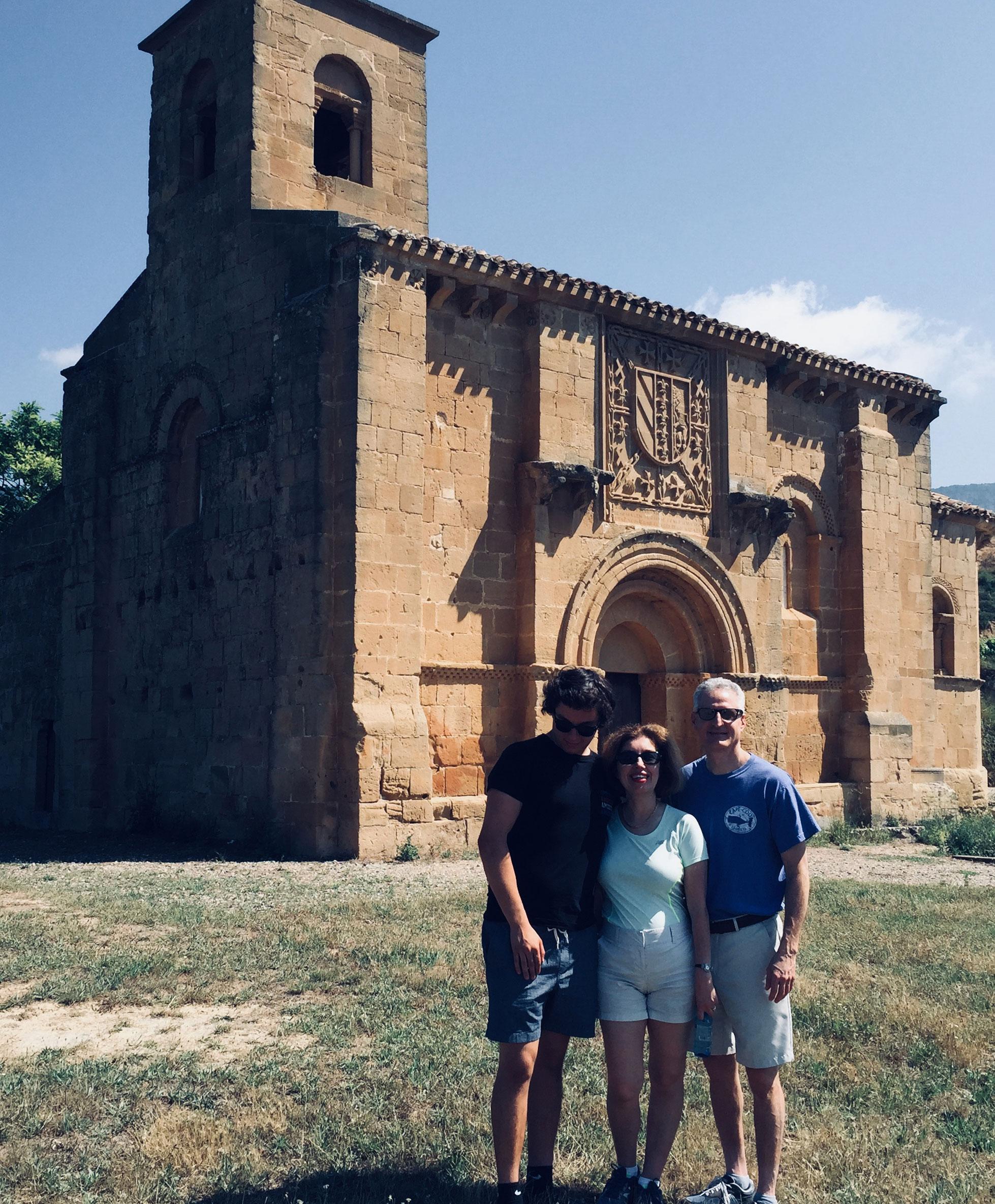 Visiting Medieval Rioja