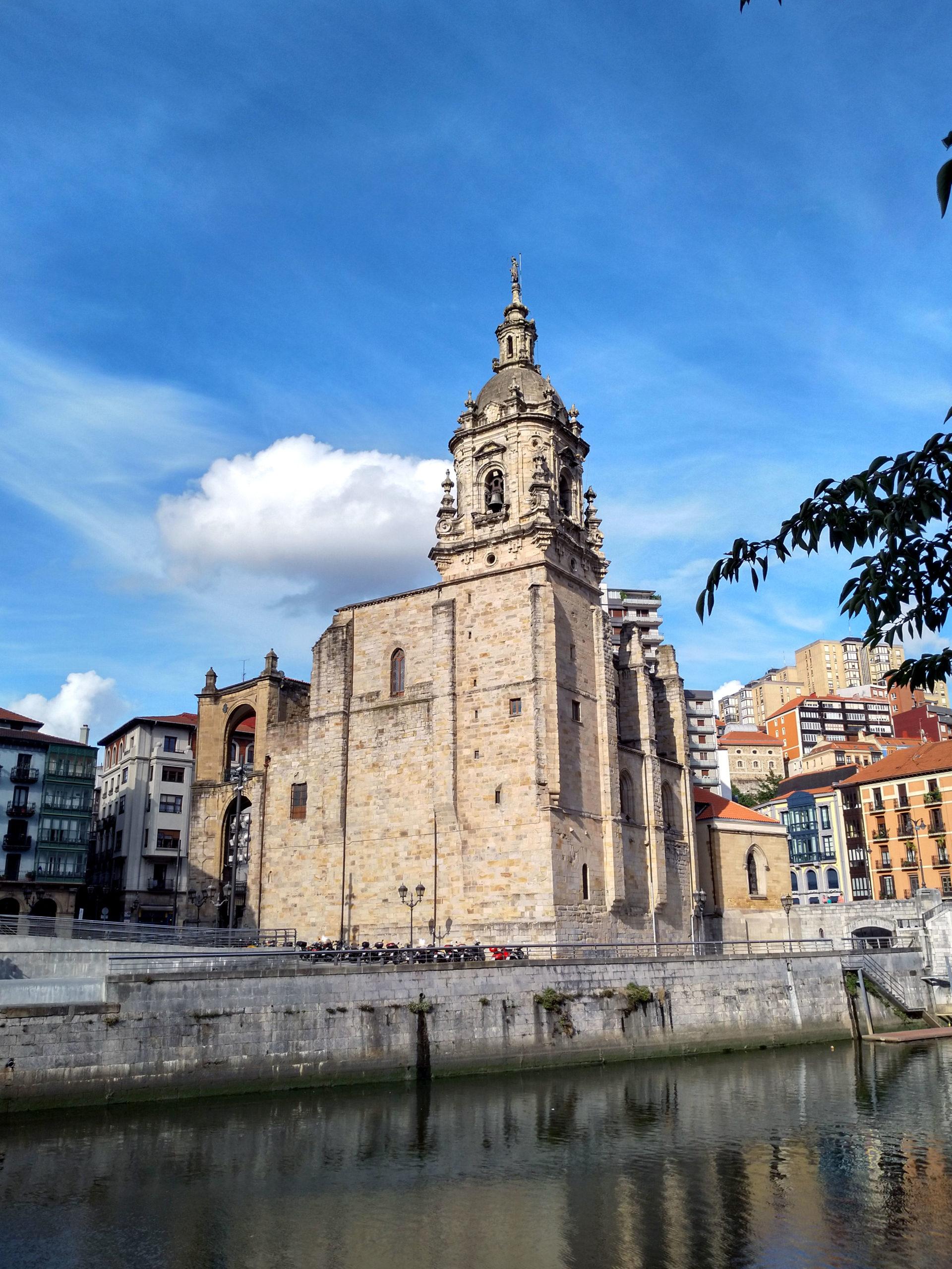 San Antón Church. Bilbao
