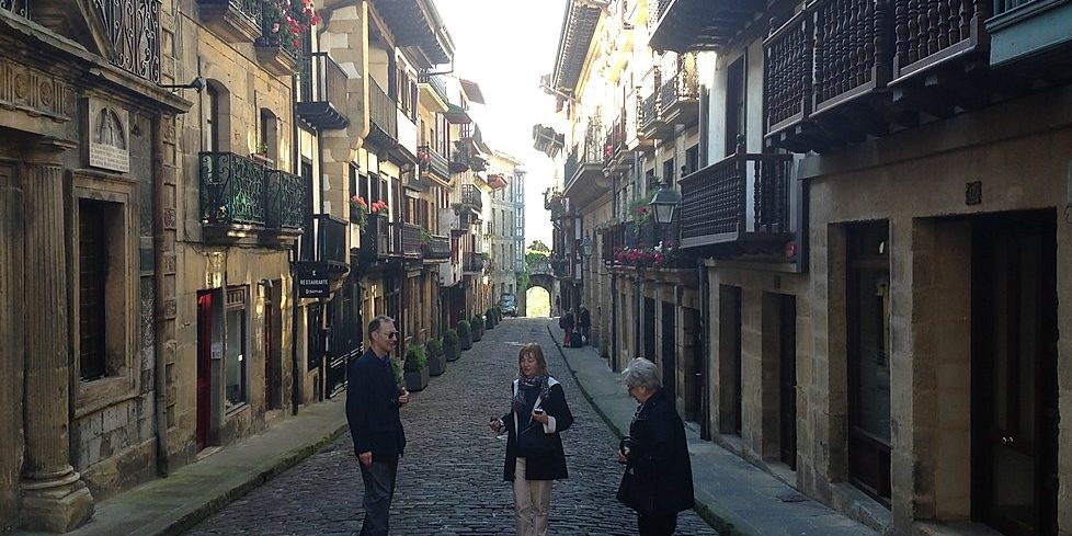 Hondarribia, a walled gem
