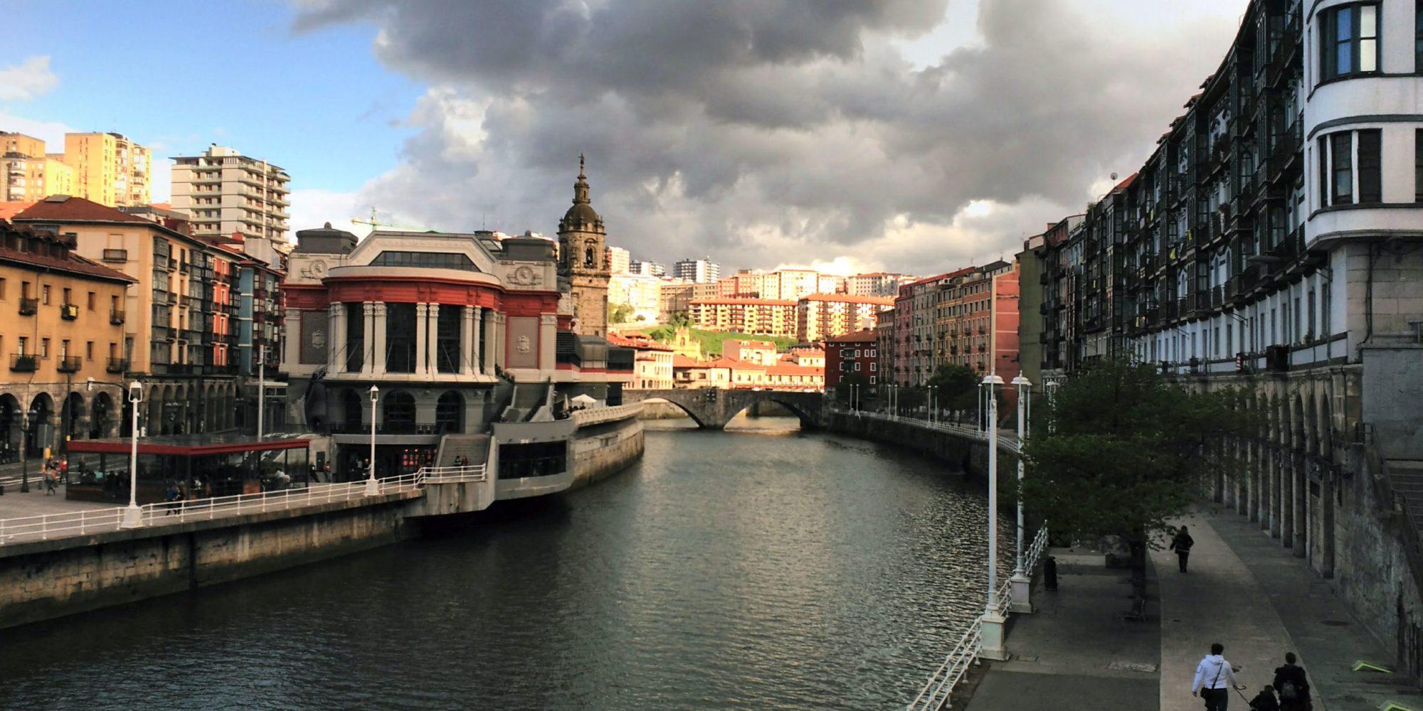 La Ribera Market, Bilbao