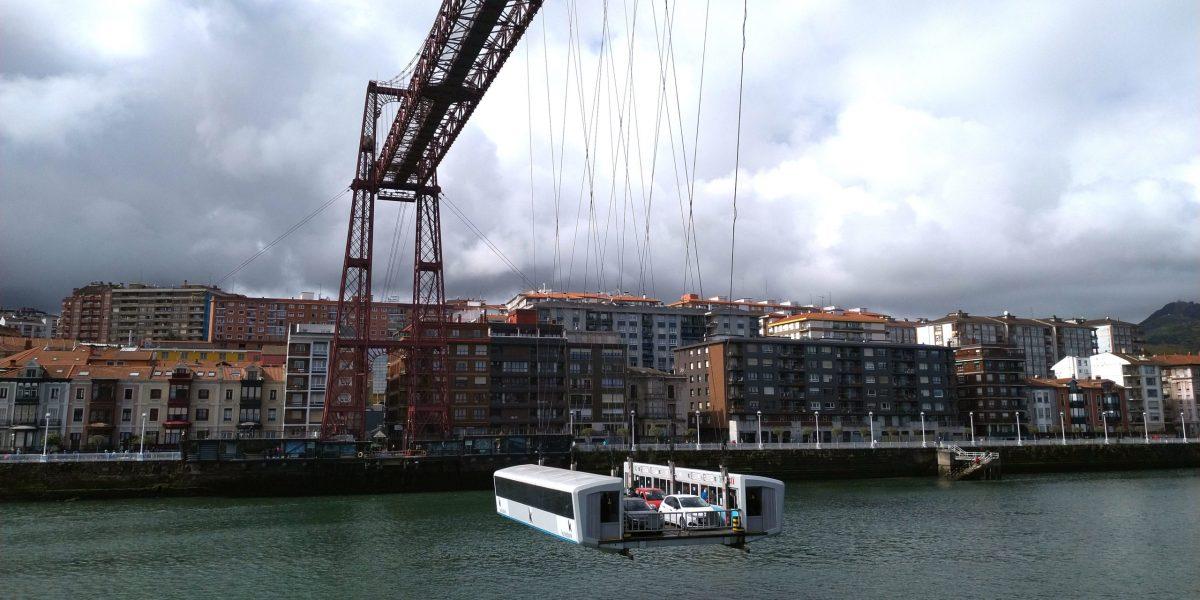 Puente de Bizkaia. Las Arenas – Portugalete