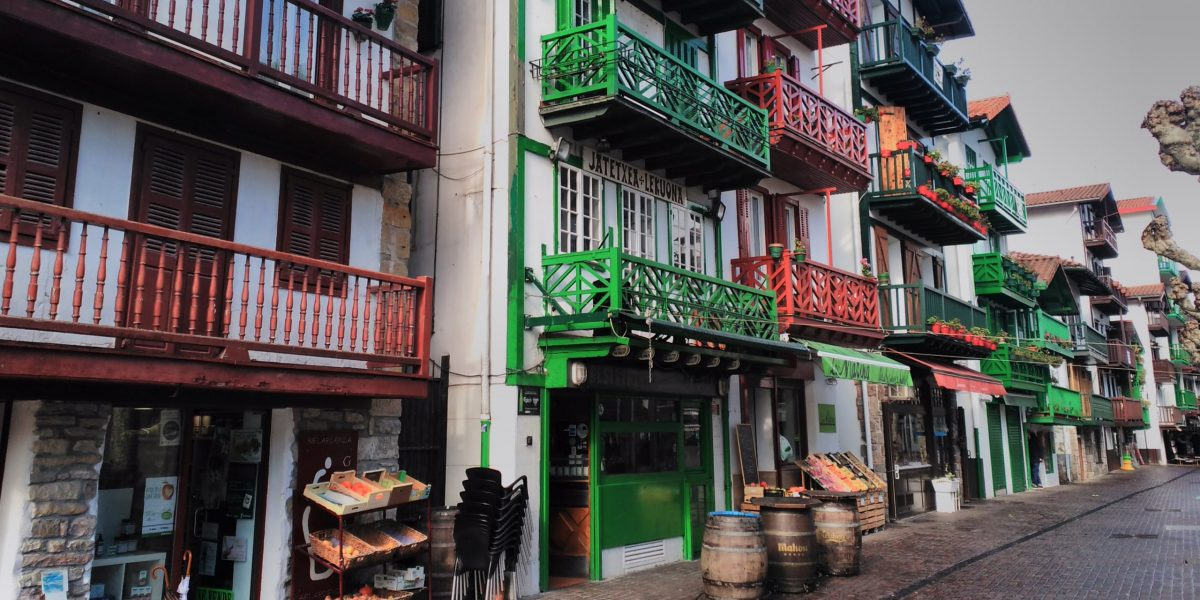 ToursByBasques French Basque Country Hondarribia